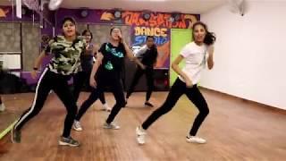 Haaye Oye Dance Choreography - QARAN ft. Ash King | Elli AvrRam |  Dansation Dance Studio India