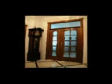 Puertas de madera sevilla olivares aljarafe carpinteria santa clara youtube - Carpinteria santa clara ...