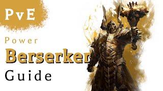 GW2 - Podstawy do Power Berserkera (PvE)
