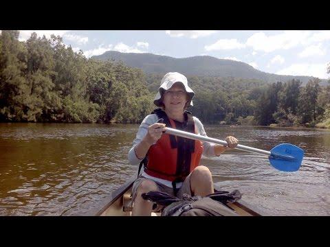 Canoe and Kayak trip into Morton National Park