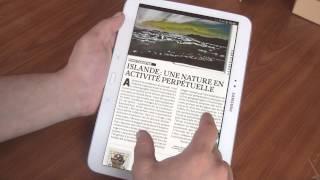 Test Samsung Galaxy Tab 3 10 pouces   Multimedia