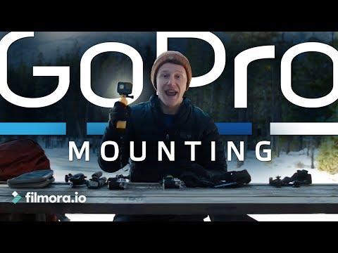 How to mount a GoPro | The Travel Series – filmora.io