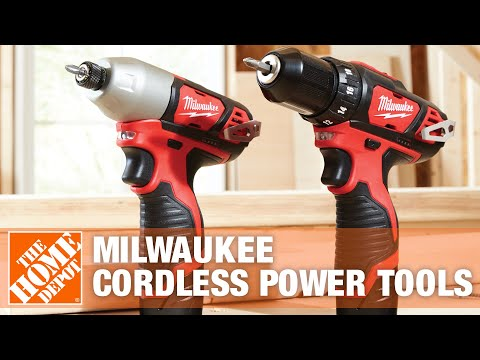 new milwaukee cordless power tools - the home depot -
