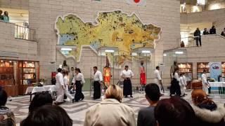 Фото Рустама Ниязова - День культуры Японии, Алматы, Государственный национальный музей, KJC(Выступление айкидошников., 2016-11-21T07:23:10.000Z)