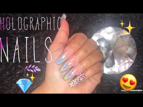Watch me do my nails