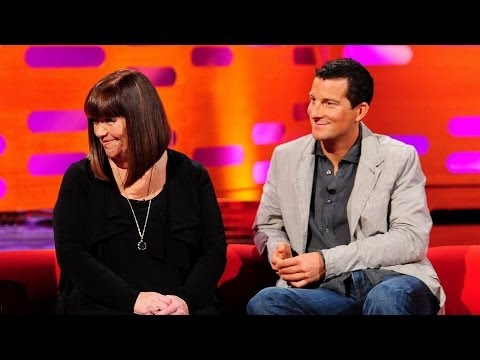 Dawn French & Bear Grylls discuss their marriage proposals  The Graham Norton : Series 15  BBC