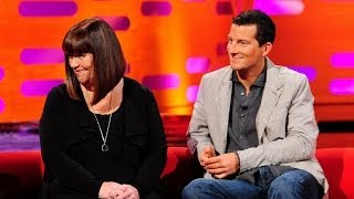 Dawn French & Bear Grylls discuss their marriage proposals - The Graham Norton Show: Series 15 - BBC