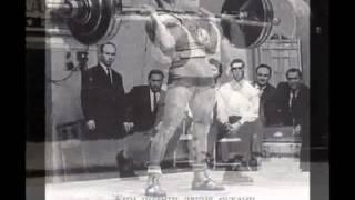 История тяжелой атлетики