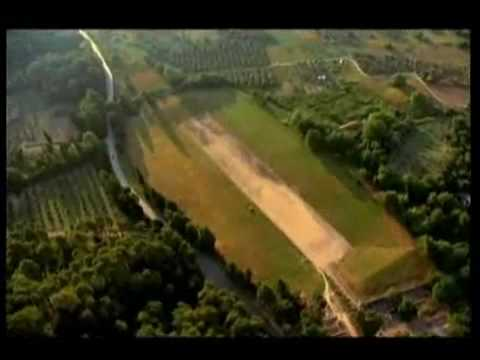 2004 Athens Summer Olympic Games Scenery Opening