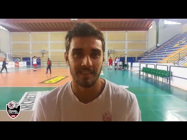 Martin Alberto Kindgard - Capitano Gioiella Gioia del Colle - Stagione 2018/2019