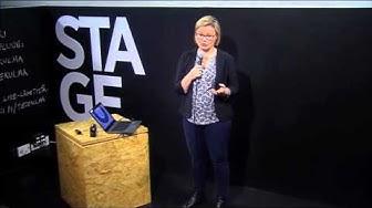 Dosentti Minna Huotilainen: Stressi ja aivot