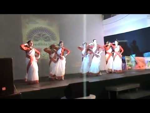 Ridy and Shapla dance group - Fagunero mohonay
