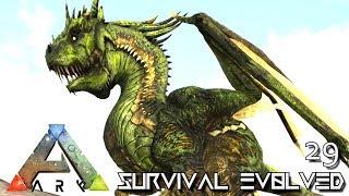 ARK: SURVIVAL EVOLVED - BABY DRAGONS & FIRE GRIFFIN !!! E29 (MOD ANNUNAKI PROMETHEUS RAGNAROK)