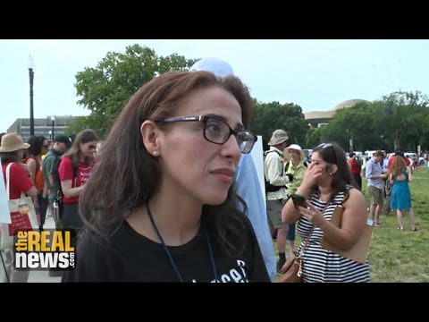 Nicole Hernandez Hammer: People's Climate March