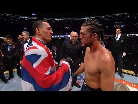 Minuto UFC Español 12/11/18