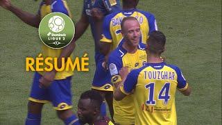 FC Sochaux-Montbéliard - RC Lens (3-2)  - Résumé - (FCSM - RCL) / 2017-18