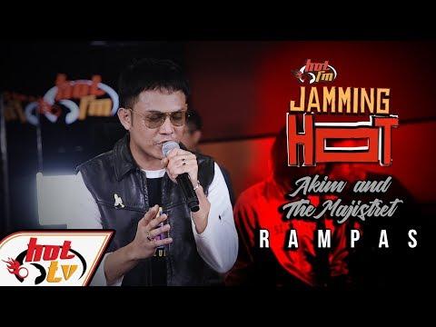 Akim & The Majistret - Rampas (LIVE) - JammingHot