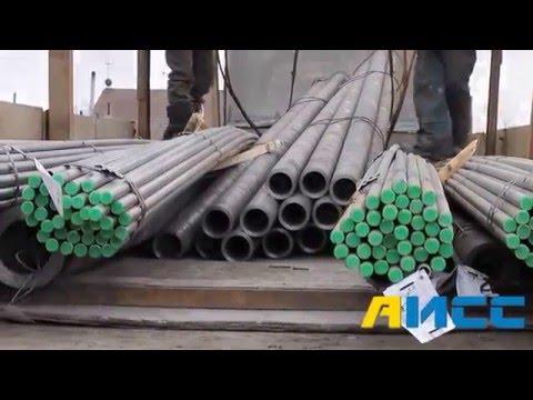 Котельные и толстостенные трубы на складе в Челябинске