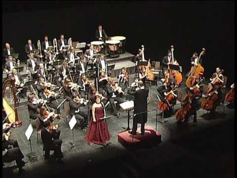 Gounod.Faust. 1. Chanson du Roi de Thule.Gloria Sánchez.Soprano ...