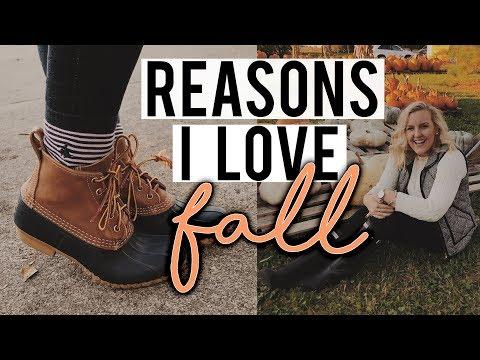 15 REASONS I LOVE FALL   Kellyprepster