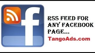 How To Create RSS Feed Of Any Facebook Page Easily