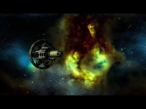 Space Ambient Mix 28 - DeepMind Nebulae by Wim Daans