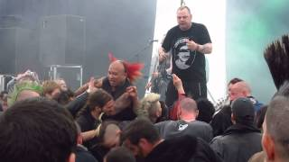 The Varukers - Tortured By Thier Lies (Zikenstock Festival 2013) [HD]