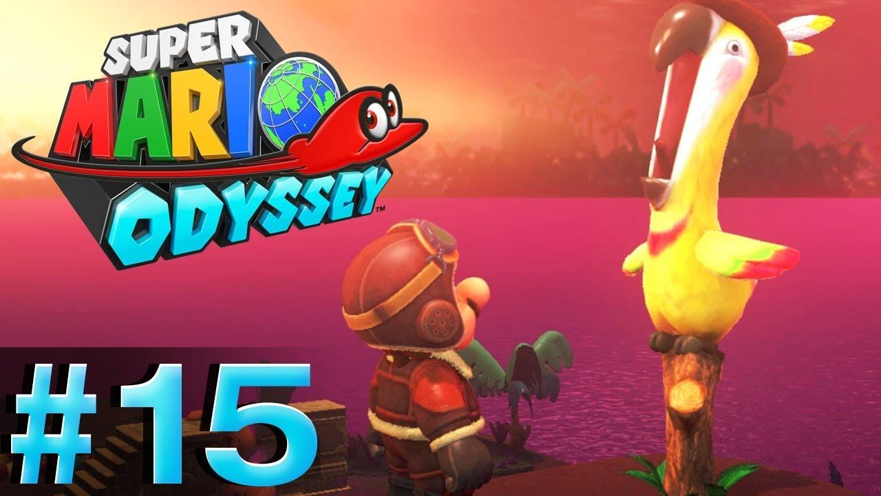 Super Mario Odyssey Verloren Im Verlorenen Land Teil 15lets