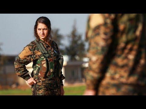 الوحدات الكردية تشن معركة على ميليشيات أسد وإيران الطائفية شرق سوريا - هنا سوريا