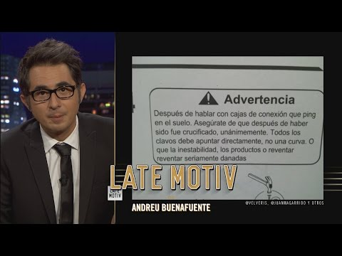 LATE MOTIV - Berto Romero. Fucknando, apocalipsis y Buenafuente 'el guapo gruñón' | #LateMotiv127