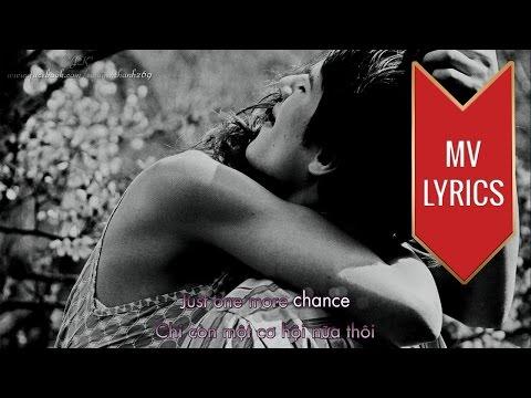 Just One Last Dance | Sarah Connor ft.  Marz Terenzi | Lyrics [Kara + Vietsub HD]