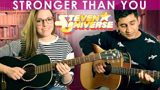 Steven Universe - Stronger Than You (Acoustic Cover)