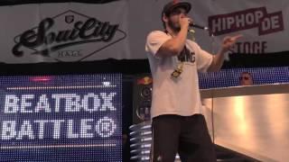 Slizzer from Luxembourg - Elimination - Frauenfeld Beatbox Battle
