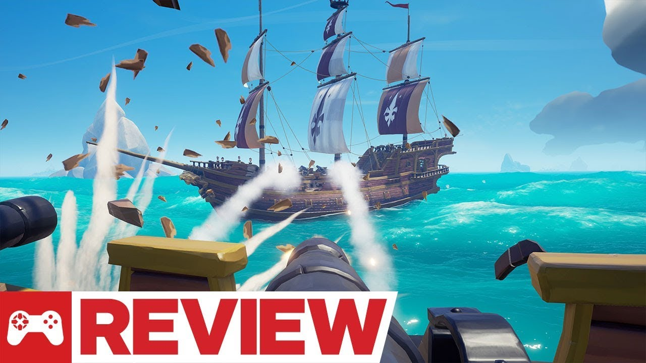 Sea of Thieves Review (Video Game Video Review)