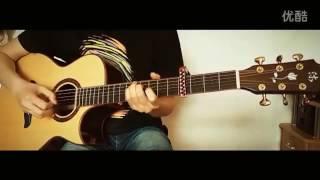 遇见你的那一刻 ( Ngộ Kiến Nhĩ Đích Na Nhất Khắc) ---Khoảnh khắc gặp em --- guitar