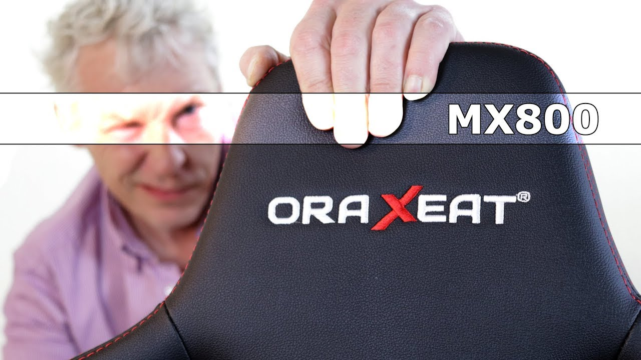 Chaise Gaming Oraxeat Oraxeat Mx800 Test D Un Fauteuil Gaming De Conception Française