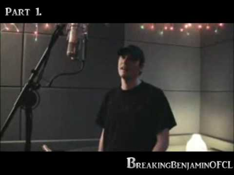 Breaking Benjamin - Works On Dear Agony :The 4th Album [Part 1/6]