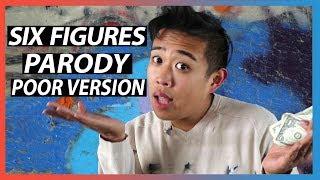 "Justin Roberts - ""Six Figures"" PARODY (Poor Version) Video"