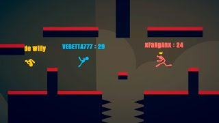 NUEVOS MAPAS MORTALES!! Stick Fight con Fargan y Vegetta