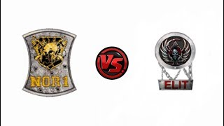 • NOR1 vs ELIT PT 1+2  • NOR1 is UP