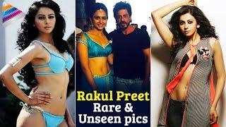 Rakul Preet Rare & Unseen Pics | Childhood Pictures | Indian Actress Photos | Telugu Filmnagar