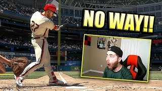 MY BEST COMEBACK EVER?! MLB THE SHOW 18 BATTLE ROYALE