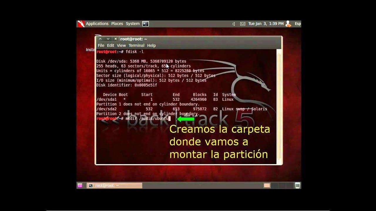 Backtrack and kali linux cbt download.
