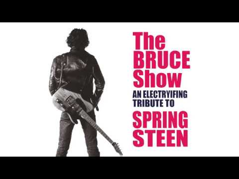 The BRUCE Show - Springsteen Tribute Band - Live Mash-up