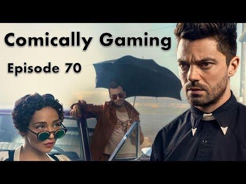 Comically Gaming Episode 70