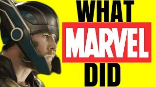 Why Thor: Ragnarok Destroys The First Two Movies