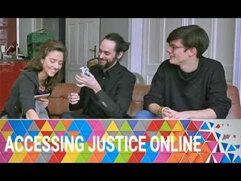 Accessing Justice Online- Episode1