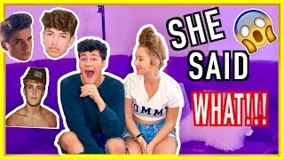 In this weeks video! Sebastian Bails and i kiss, married, and killed some of the biggest internet stars, it gets pretty intense LMAO!!! Check out the video me and ...
