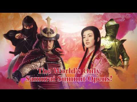 WORLD SAMURAI SUMMIT 2016 30s (English)