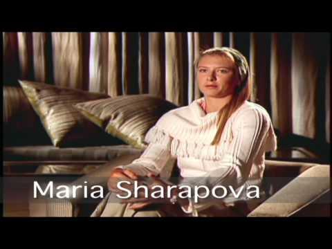 Kevin Cusick Hosts 'Real Life On The WTA Tour: Maria Sharapova'